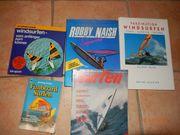Surfbücher zu verschenken