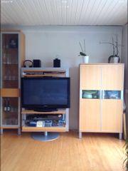 Wohnzimmer / Regal / TV-