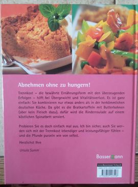 Trenn Dich schlank Abnehmen ohne: Kleinanzeigen aus Bregenz - Rubrik Fach- und Sachliteratur