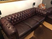 Chesterfield Couch Sofa