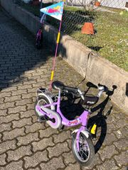 Pucky Fahrrad Mädchen 12 Zoll
