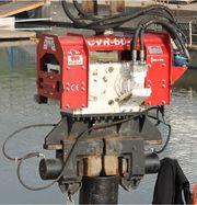 Used vibro hammer OVR 60S
