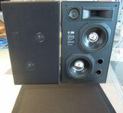 2 Lautsprecherboxen für Partykeller 500W
