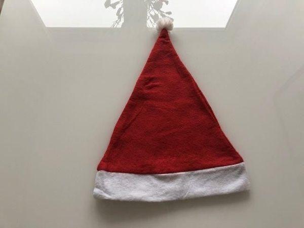 Weihnachtsmann Mütze
