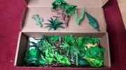 Playmobil-Pflanzen