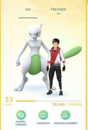 TOP POKEMON GO ACCOUNT LvL