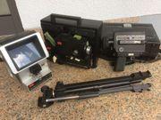 Super 8 Filmausrüstung