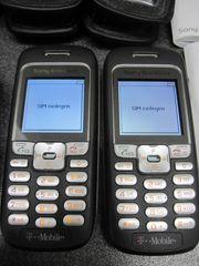 2 x Handys Sony Ericsson