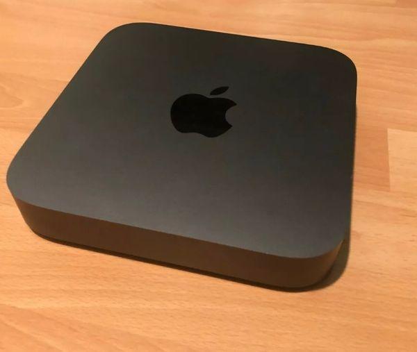MacMini Late 2018 i5, 32GB RAM, 512GB SSD *wie neu*