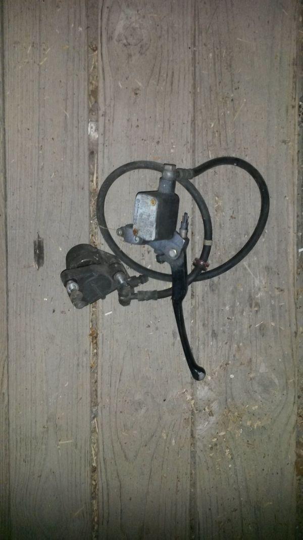 Benelli 491 K2 Vorderbremse Bremse