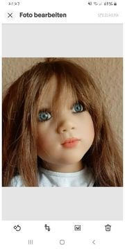 Annette Himdtedt Puppe Catalina