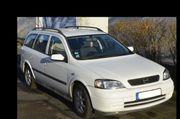 Opel Astra caravan fresh weiß