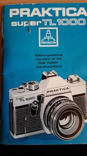 Praktica Spiegelreflex Kamera Super TL