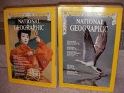 National Geographic Jahrgänge 1970 71