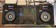 Pioneer DJM 800 2x CDJ