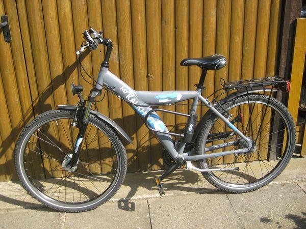 26er Jugend-Fahrrad Kalkhoff wenig benutzt