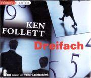Ken Follett - Dreifach - Hörbuch - 6