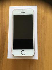 iPhone SE 64 GB Roségold