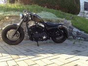 Harley Davidson Forty Eight Bobber