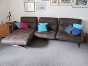 Hochwertige Couch Sofa Polstergarnitur fast