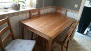 Küche Tisch mit