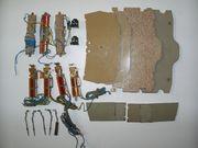 4 Märklin H0 Ersatzteile für