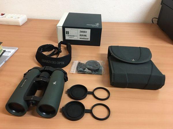 Swarovski Entfernungsmesser Kaufen : Swarovski fernglas el wb in neuried optik kaufen