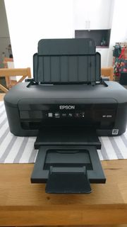 Drucker der Marke Epson