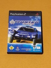 PS2 Spiel Master Ralley