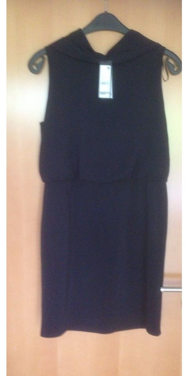 463ce986aab9 NEU Comma schwarzes Kleid Größe 40 NEU in Oberhausen ...