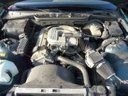 BMW e36 323 Auspuff hinten
