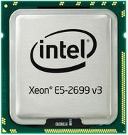 2x Intel Xeon E5-2699 V3