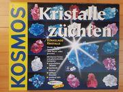Spiel Experimentierkasten Kristalle züchten Kosmos