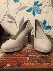 Graue Schuhe Größe 37