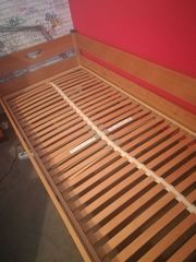 Paidi Welle Möbel Bett