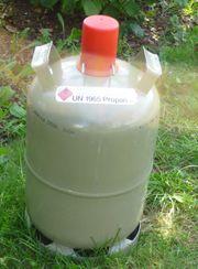 Propan Gasflasche 11 kg leer