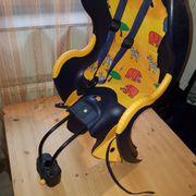 kinderfahrradsitz von kettler in goddert fahrradsitze. Black Bedroom Furniture Sets. Home Design Ideas