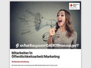 Mitarbeiter Öffentlichkeitsarbeit Marketing m w
