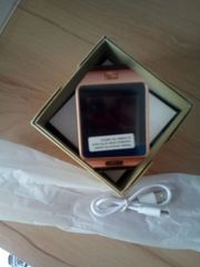 Smartwatch 2G GSM GPRS Anruf-SMS-Antiverlust-Bluetooth-Armbanduhr
