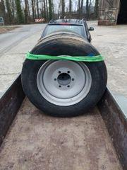 LKW Reifen Kipper Reifen Anhänger