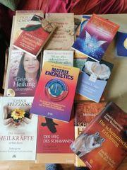 Verkaufe Bücher zum Thema Schamanismus