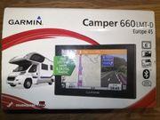 Navigationsgerät Garmin Camper 660LMT-D Europe