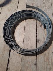 Windrispenband Eisenband gelocht