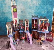Monster High Mega Monsterschule mit