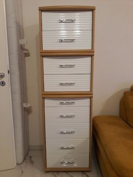 Schlafzimmer Kommode 3 Teilig Gebraucht: Kleinanzeigen aus Augsburg Kriegshaber - Rubrik Schränke, Sonstige Schlafzimmermöbel