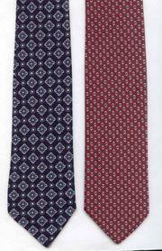 80 Krawatten Schlipse auch Seide