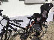 Kindersitz für Fahrrad BILBY MAXI
