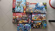 Lego verschiedene Sets