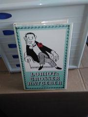 Buch Loriot s grosser Ratgeber