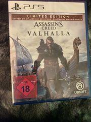 PS5 Spiel Assassins Creed Valhalla